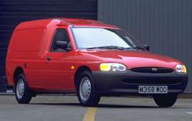 Ford Escort Van #9057610
