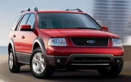 Ford Freestyle #9296285
