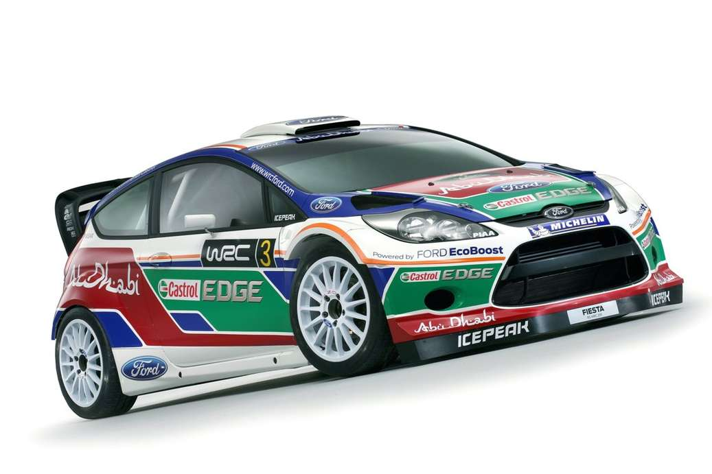 Ford Fiesta RS WRC #7196711