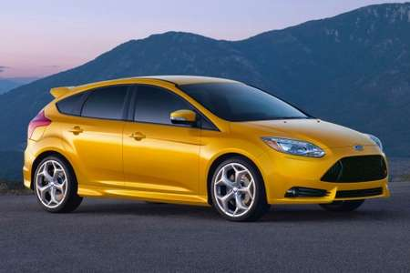 Ford Focus Hatch #7669708