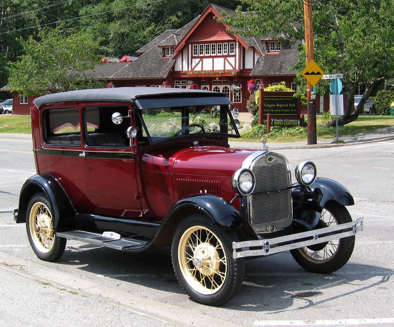 Ford Model A #8032886