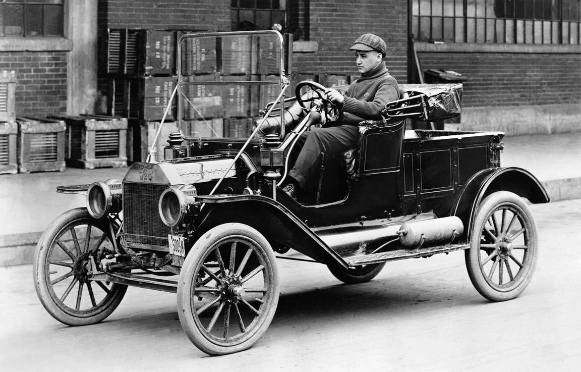 Ford Model T #8331767