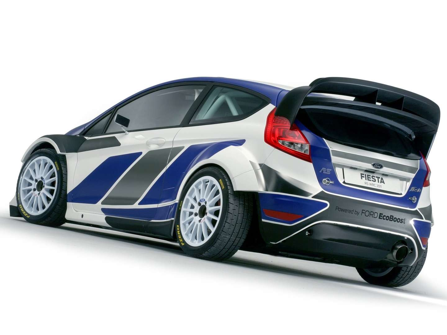 Ford Fiesta RS WRC #9443796