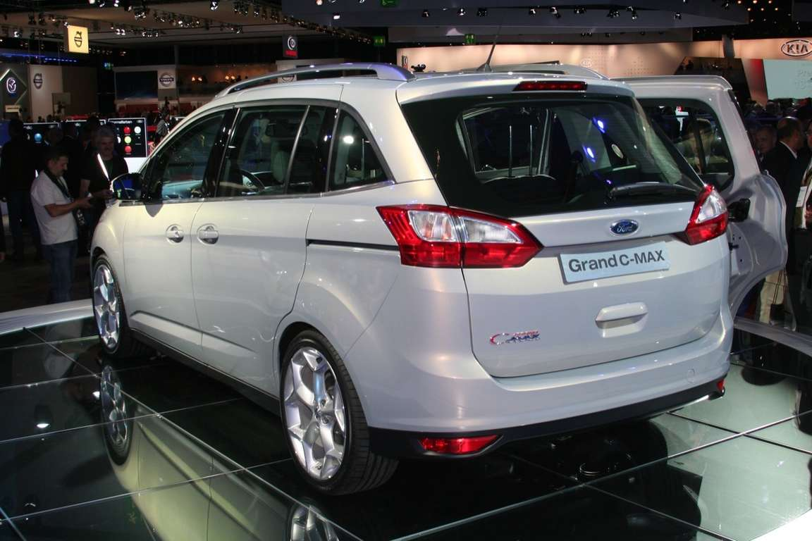 Ford Grand C-Max #8491507