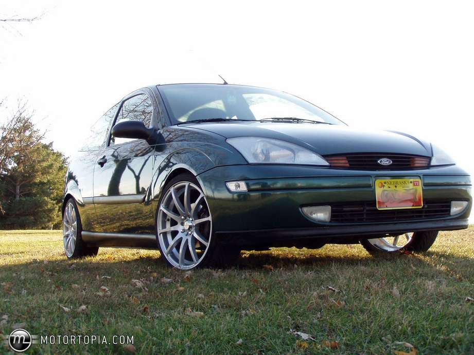 Ford Focus Zx3 #7641154