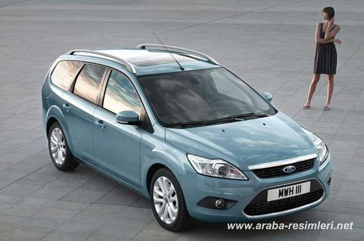 Ford Focus SW #9893699