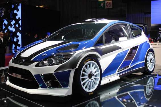 Ford Fiesta RS WRC #7441518