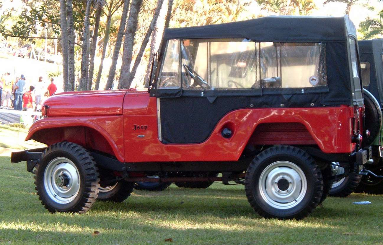 Ford Jeep #7028589