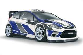 Ford Fiesta RS WRC #7551386