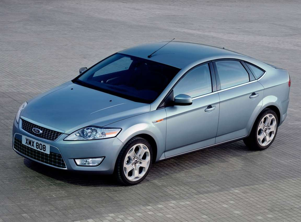 Ford Mondeo #9648559