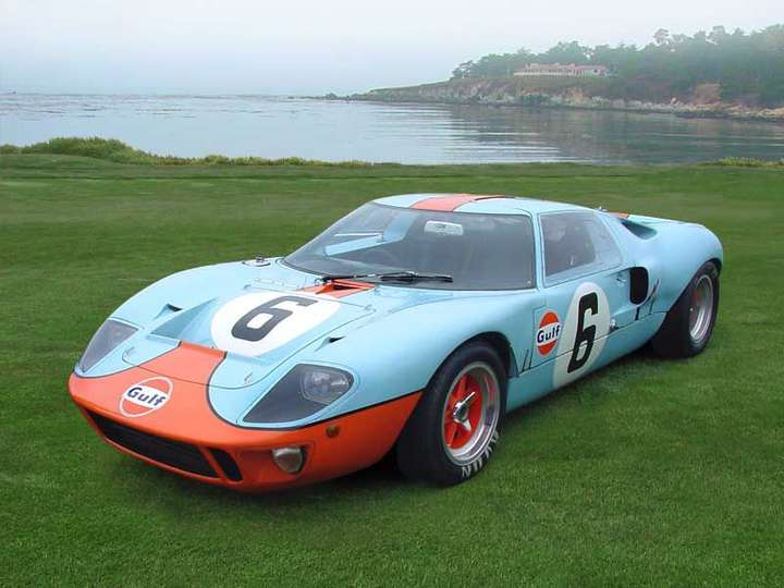 Ford GT 40 #7943409