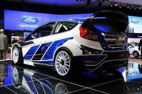 Ford Fiesta RS WRC #9052461