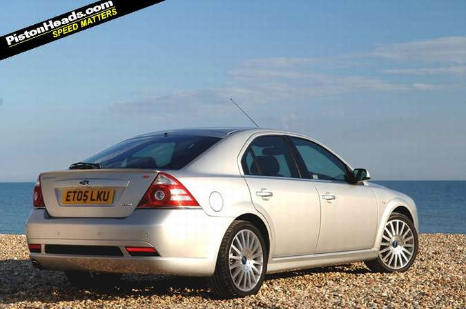 Ford Mondeo TDCi #9478340