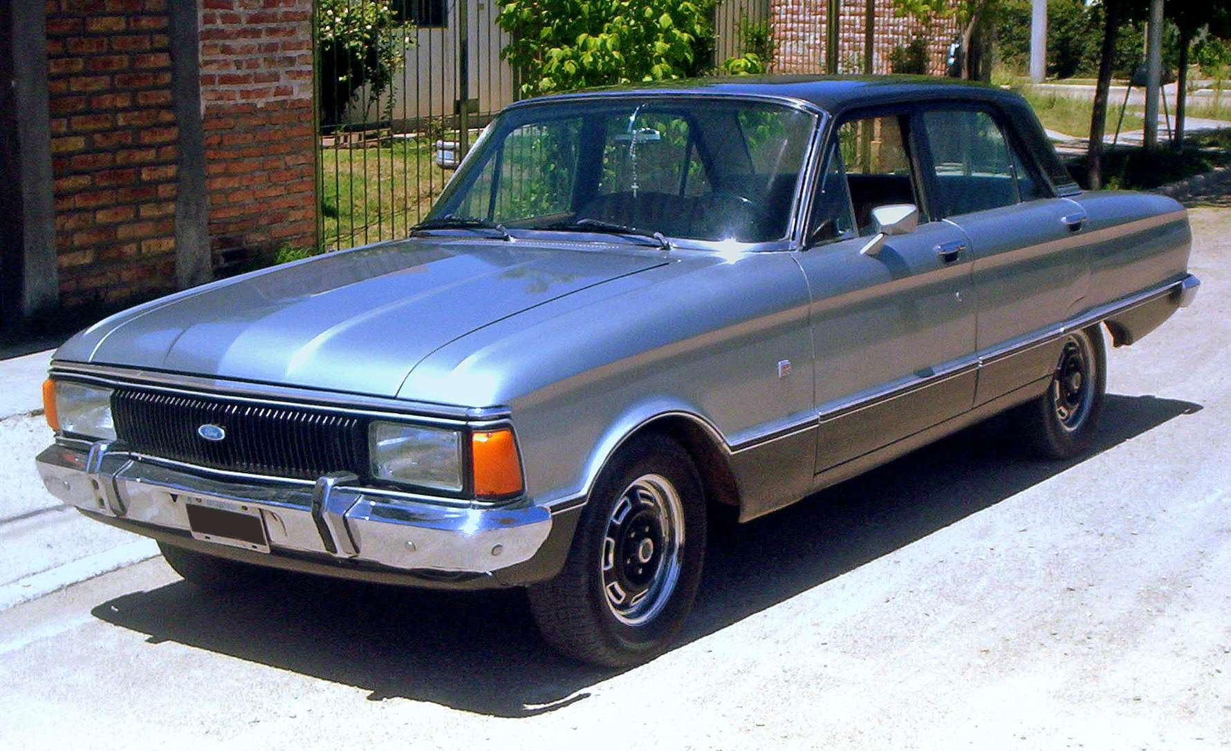 Ford Falcon Sprint #7714427