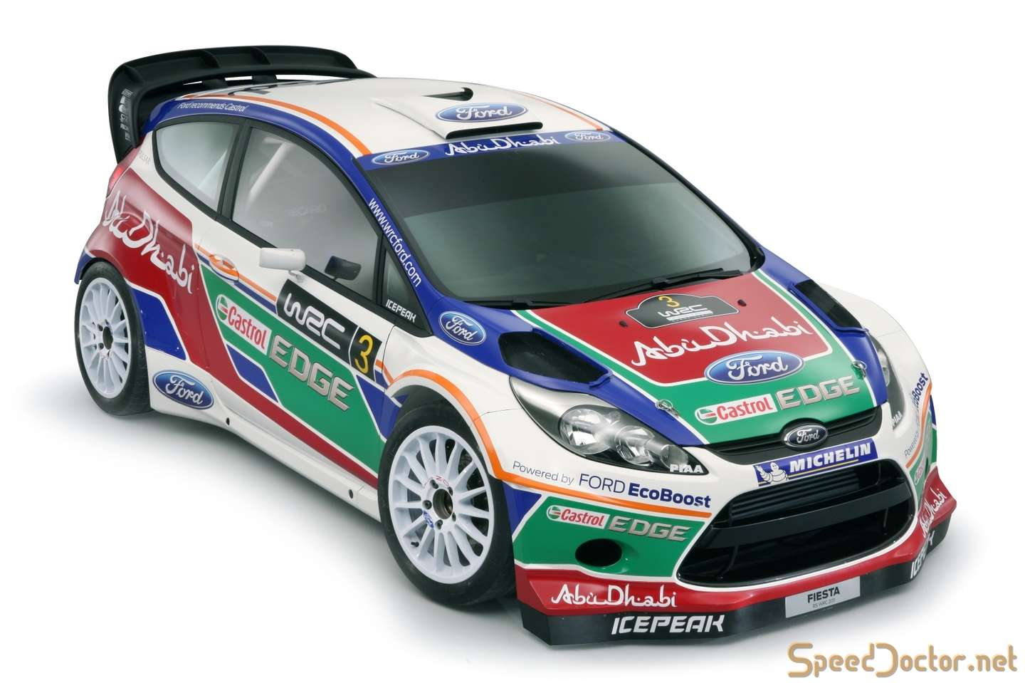Ford Fiesta RS WRC #7793815