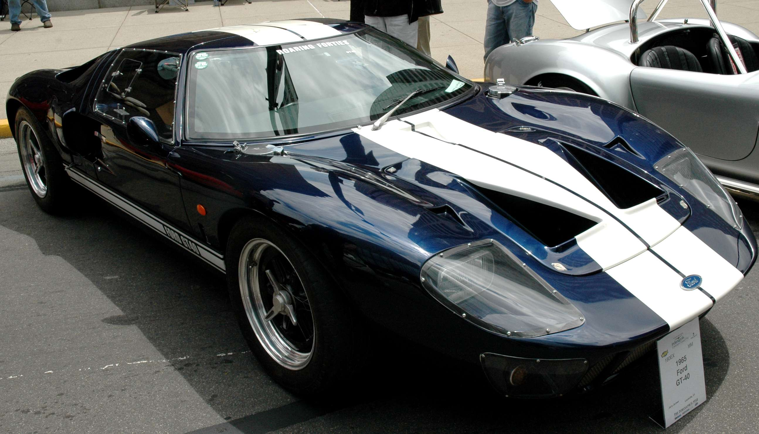 Ford GT 40 #7368984