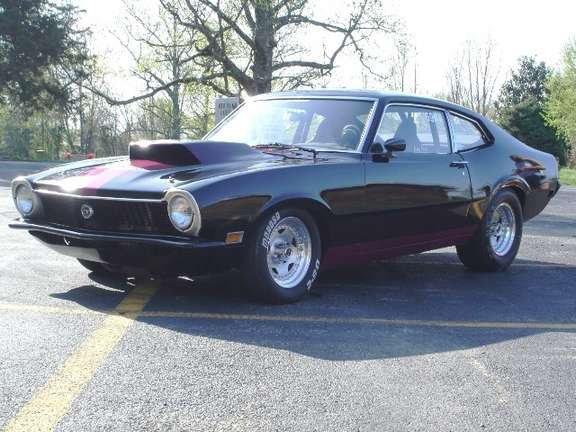 Ford Maverick #8770008
