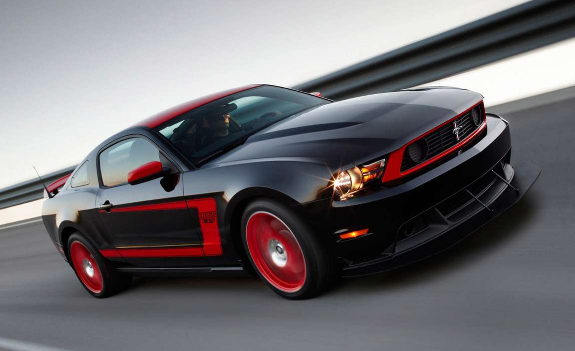 Ford Mustang Boss 302 #7937497