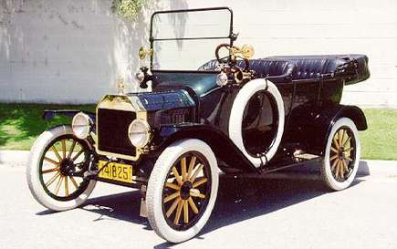 Ford Model T #8170546