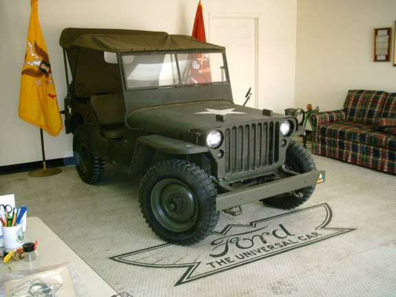 Ford Jeep #9130182