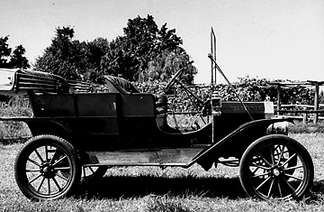 Ford Model T #7844122