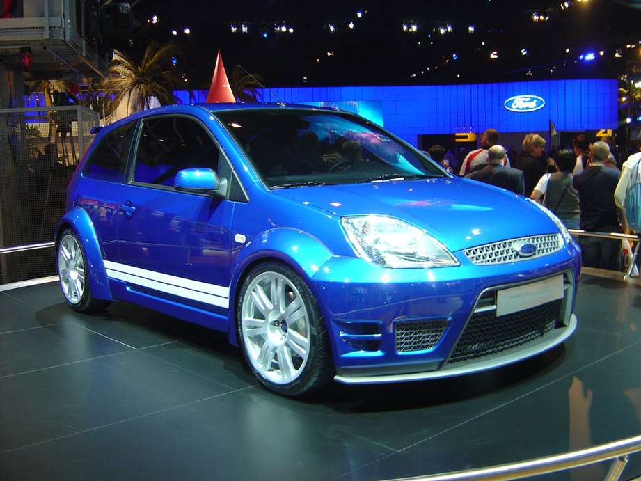 Ford Fiesta RS #7268482