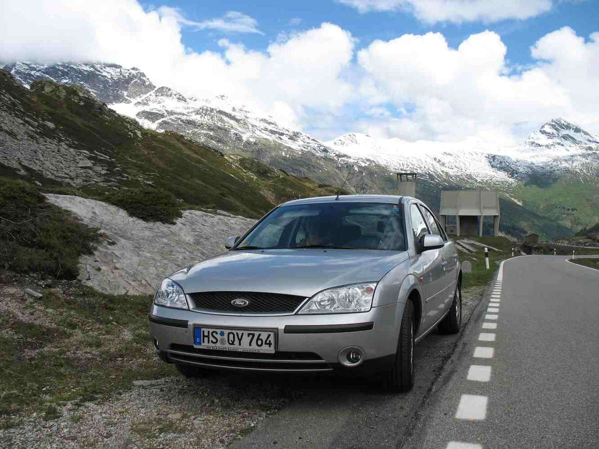 Ford Mondeo TDCi #9801009