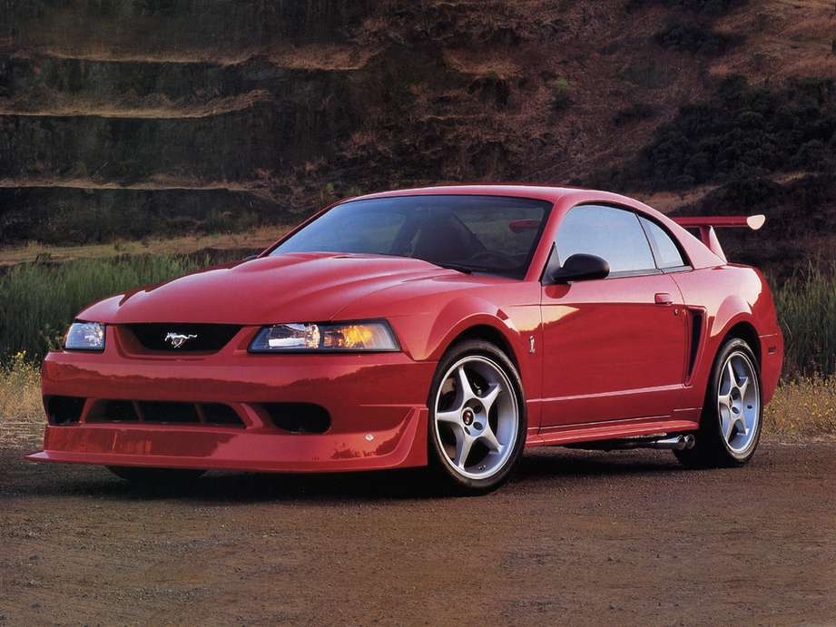 Ford Mustang Cobra #9325775