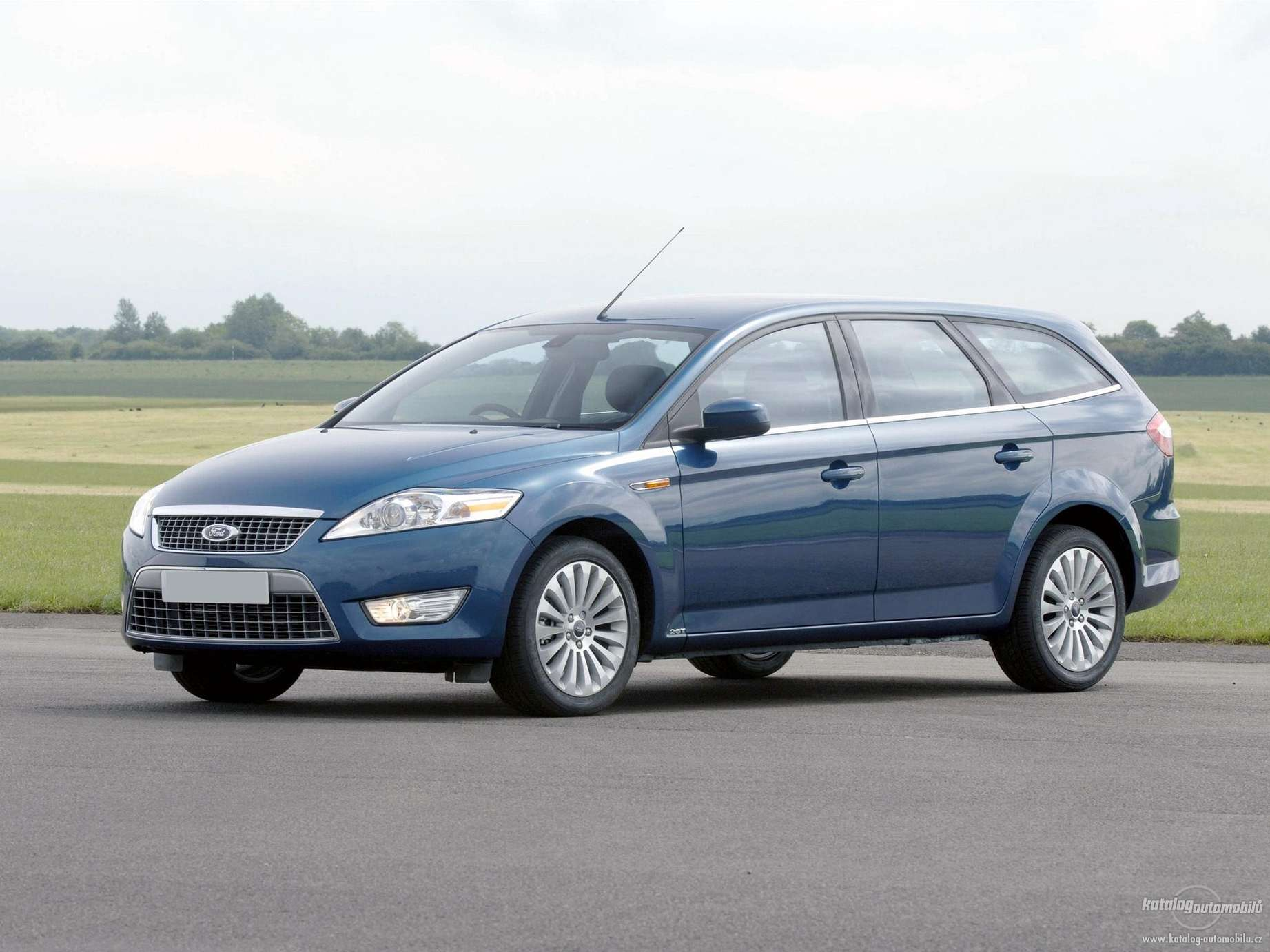 Ford Mondeo TDCi #7148653