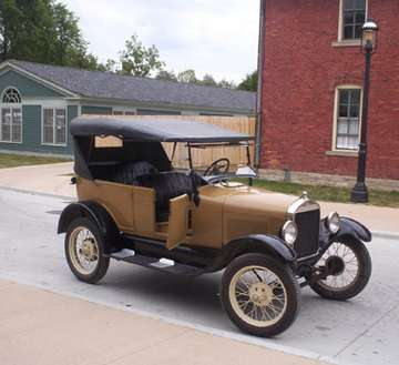 Ford Model T #8397028