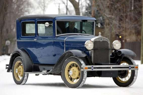 Ford Model A #7372471