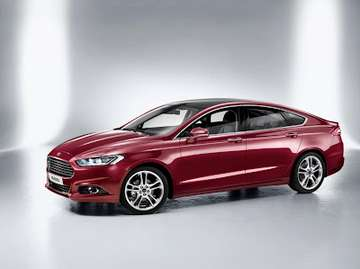 Ford Mondeo #7578482