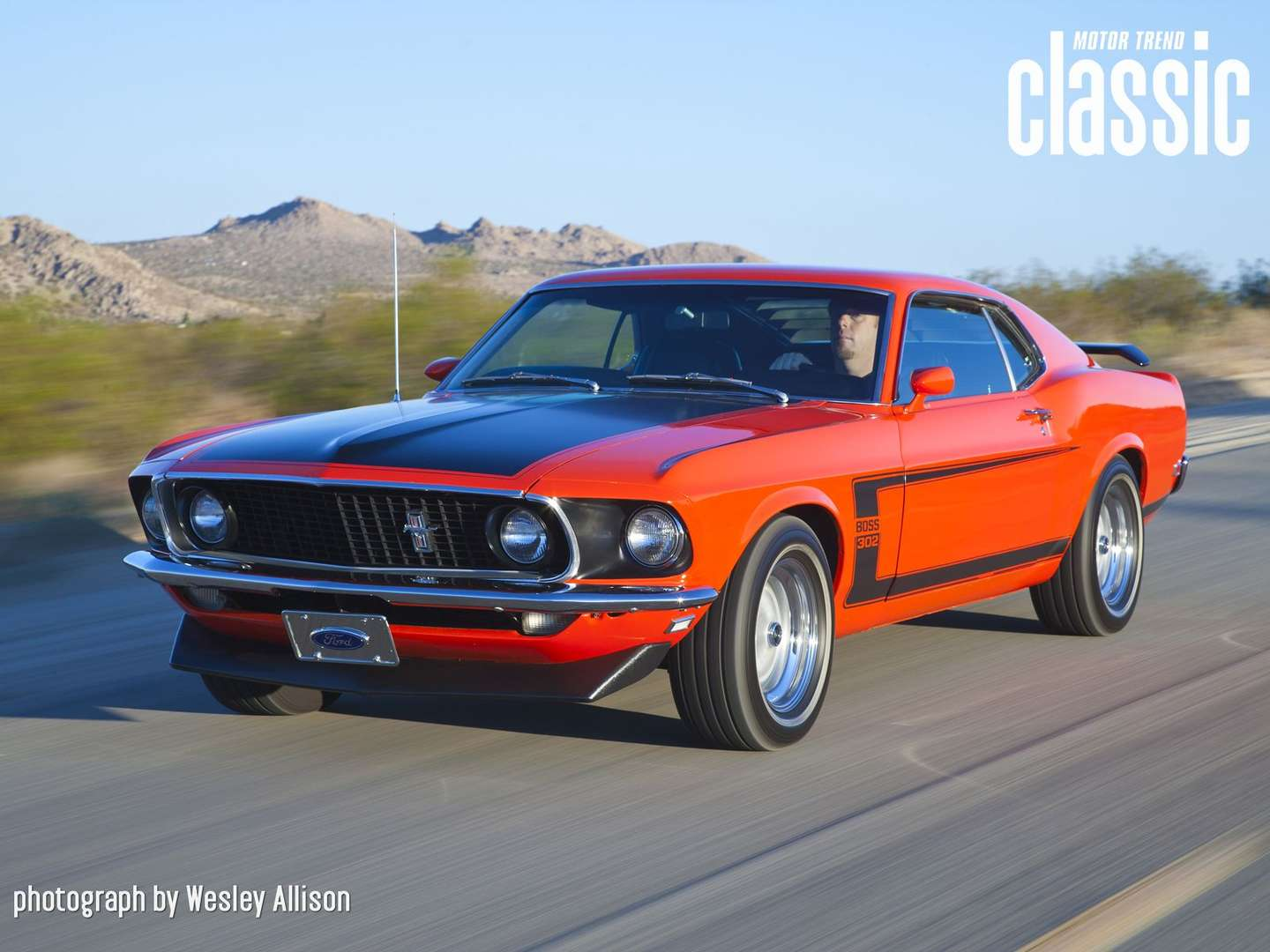 Ford Mustang Boss 302 #8799590