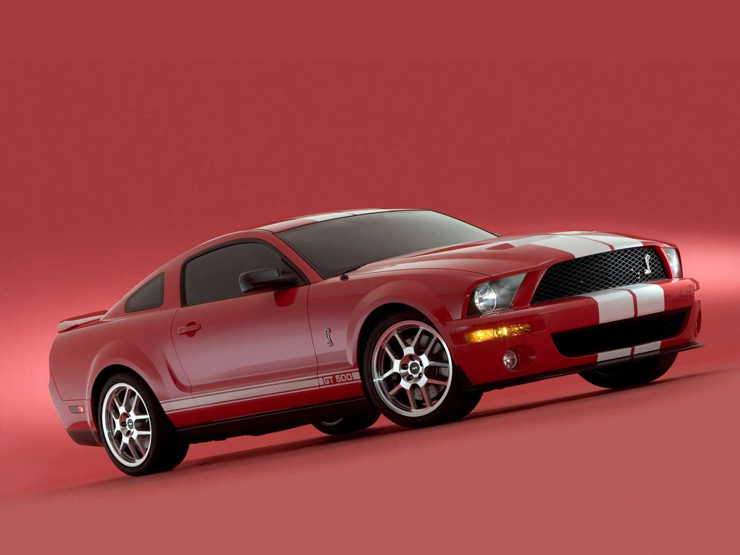 Ford Mustang Cobra #7417720
