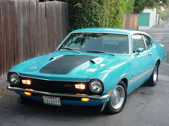 Ford Maverick #7386453