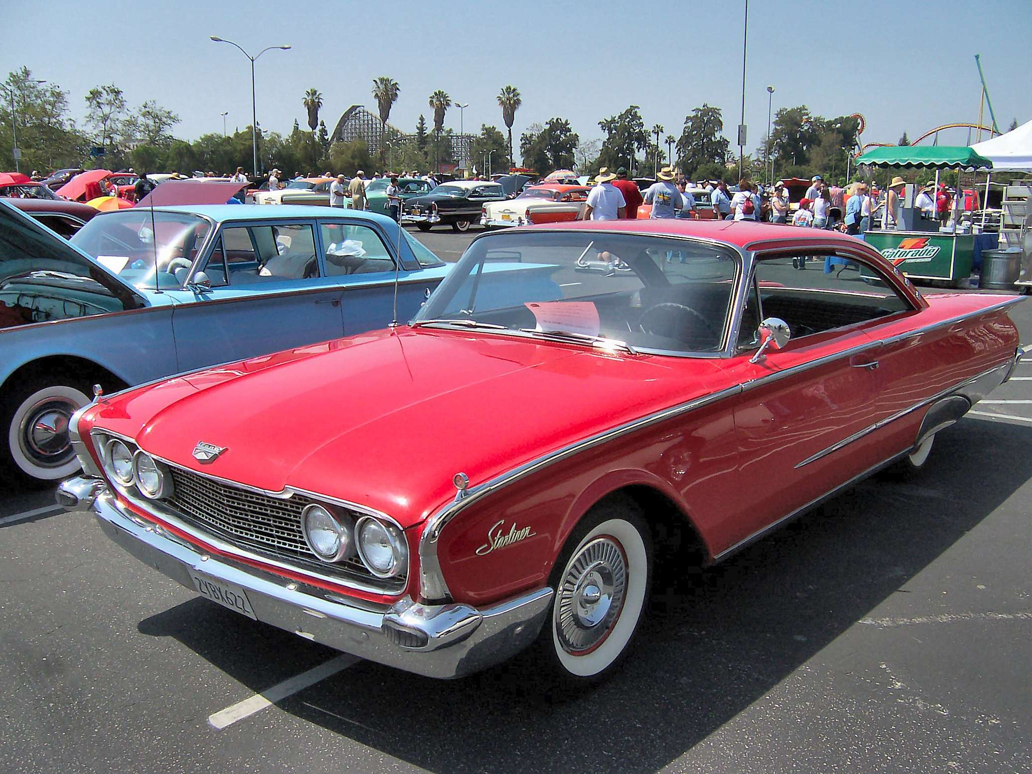Ford Galaxie #8089255