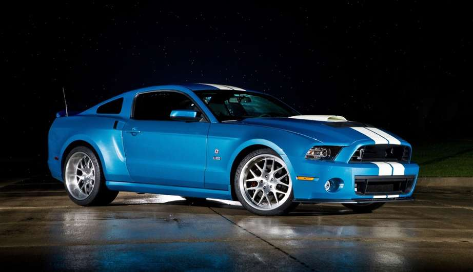 Ford Mustang Cobra #9731327
