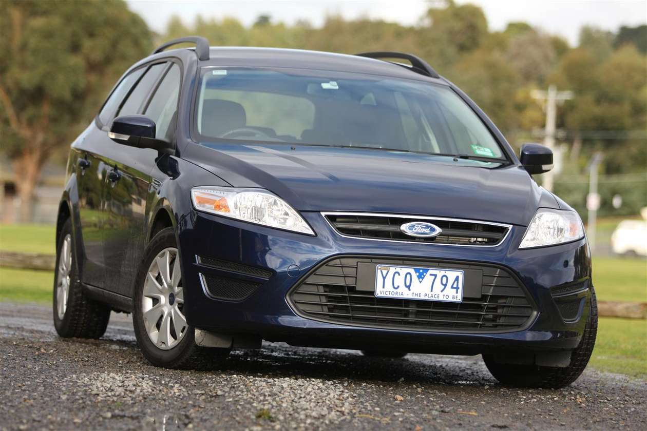 Ford Mondeo TDCi #9762944