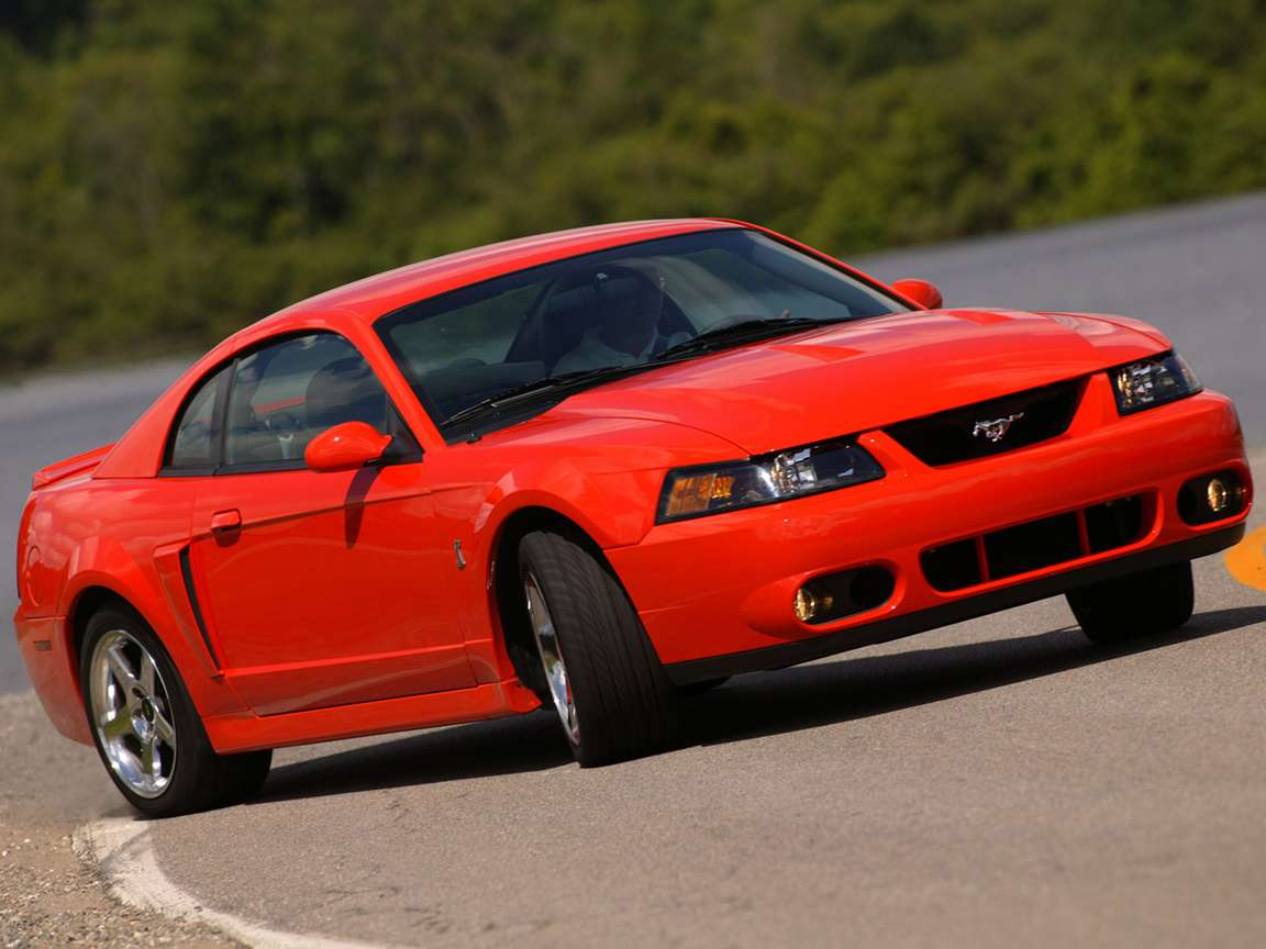 Ford Mustang Cobra #9858694