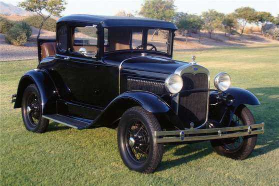 Ford Model A #8778719
