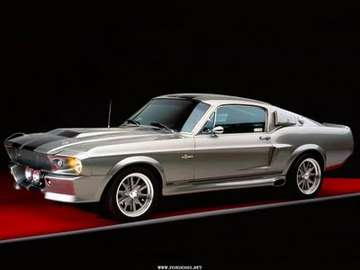 Ford Mustang GT 500 #7557741
