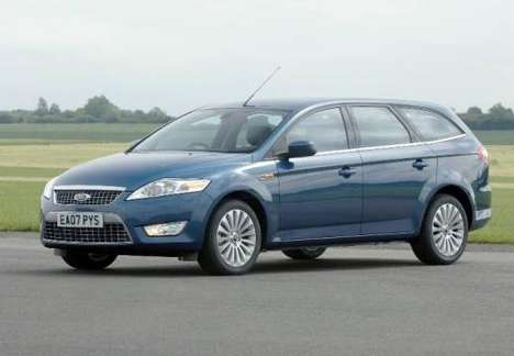 Ford Mondeo SW #9955697