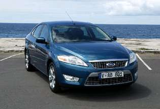 Ford Mondeo TDCi #8999122