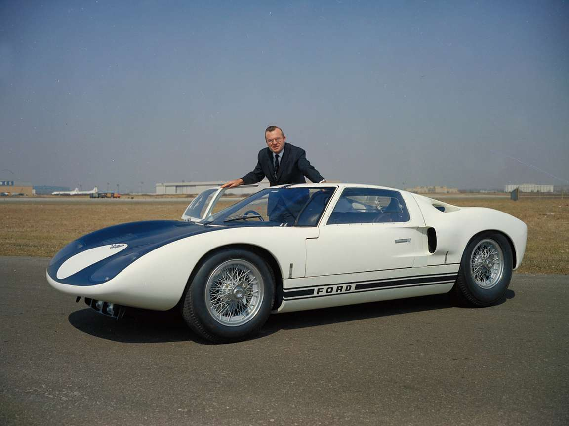 Ford GT40 #8655415