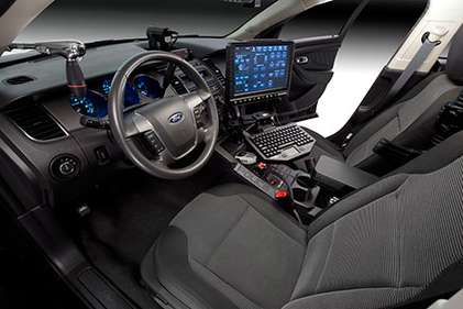 Ford Police Interceptor #8313984