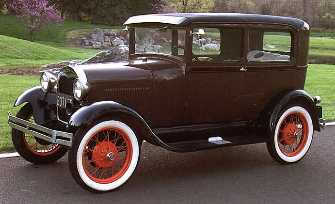 Ford Model A #7504459