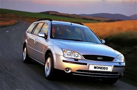 Ford Mondeo SW #8436266