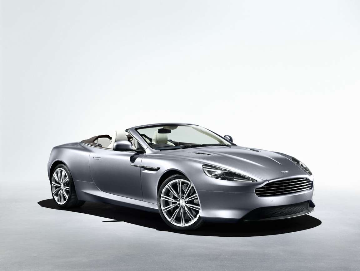 Aston Martin Virage #9733050
