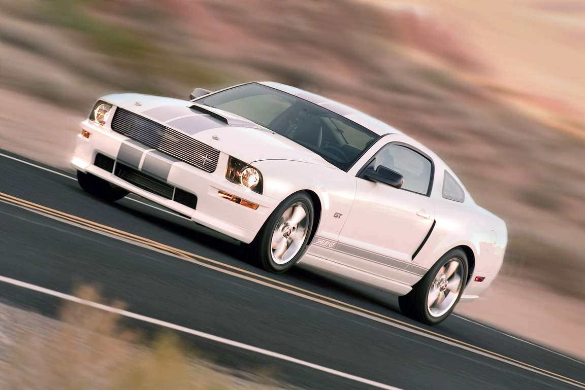 Ford Mustang Shelby #9076533