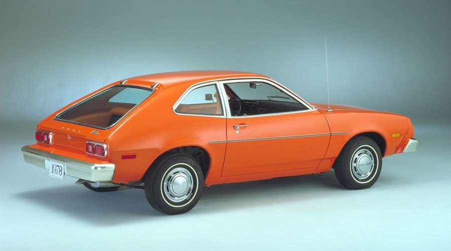 Ford Pinto #9774490